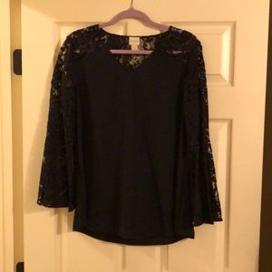 Chico's Lace Top